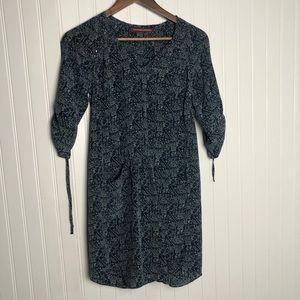 Comptoir Des Cotonniers paisley mini dress